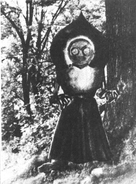 Image result for flatwoods monster